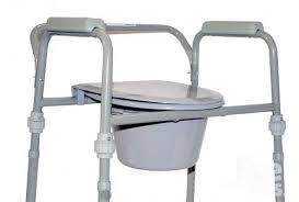 Стул туалет для инвалидов и пожилых от компании Аура-Мед