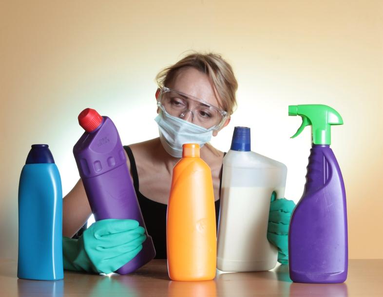 Чистошоп: чистящие средства для вашего дома