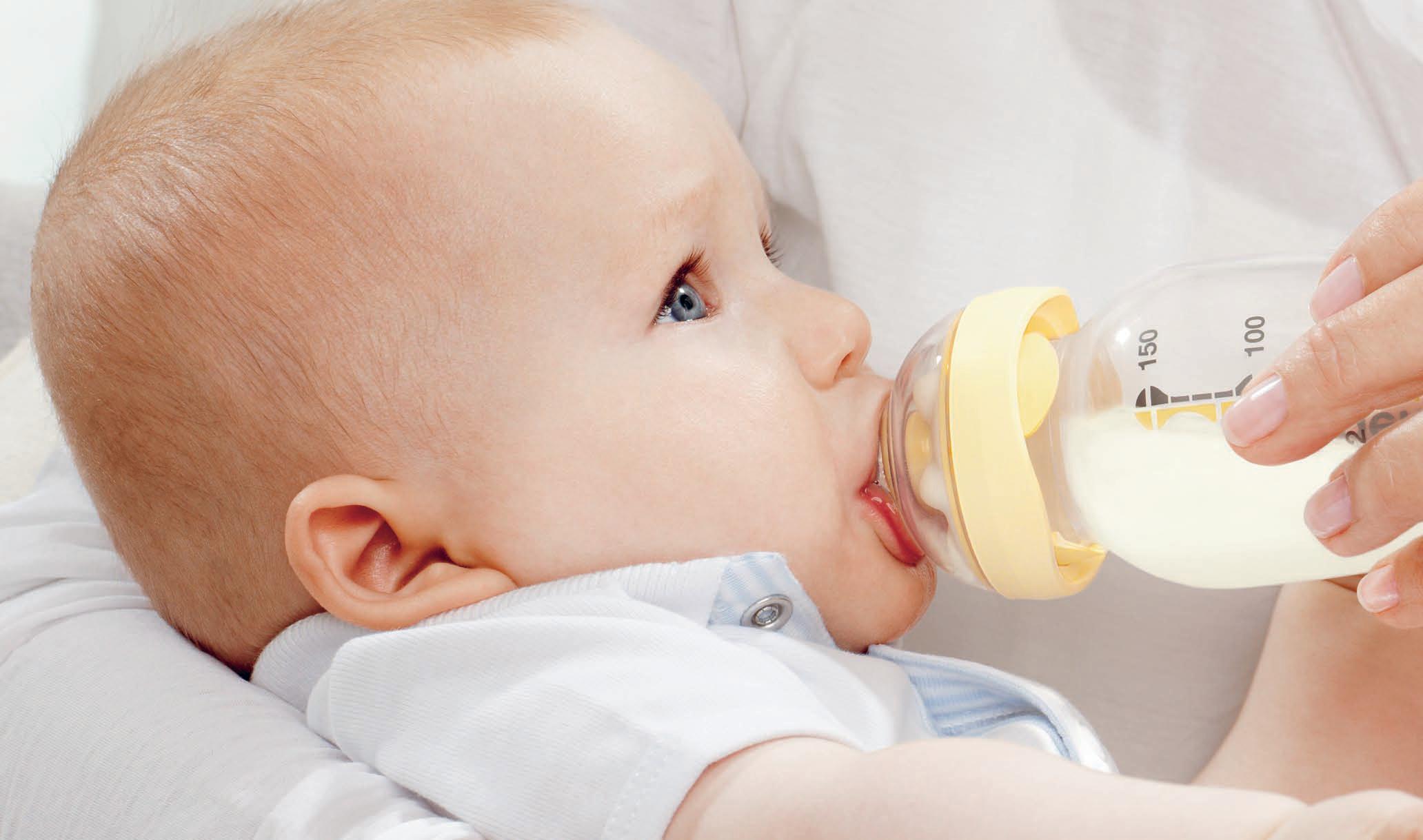 Фото искусственное кормление детей