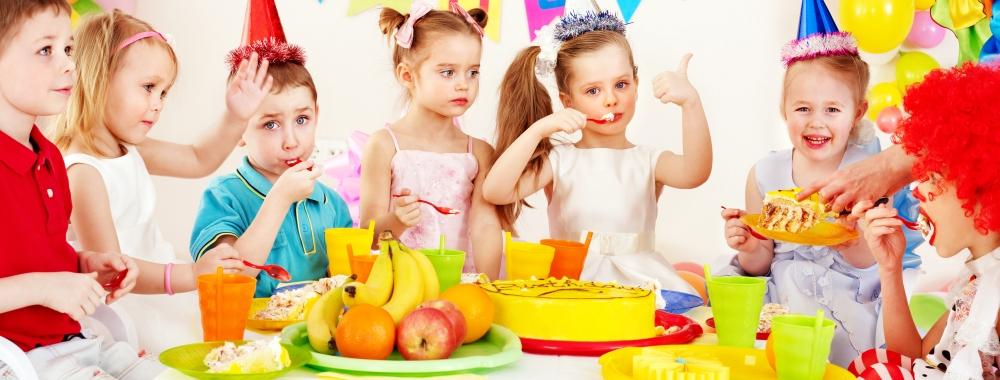 Незабываемый детский праздник