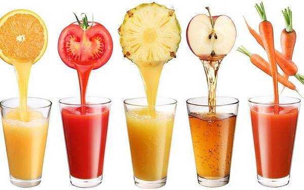 Свежевыжатые соки могут спровоцировать диабет, аллергию и разрушить зубы