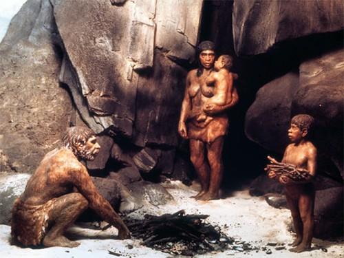 Неандертальцы пользовались зубочистками