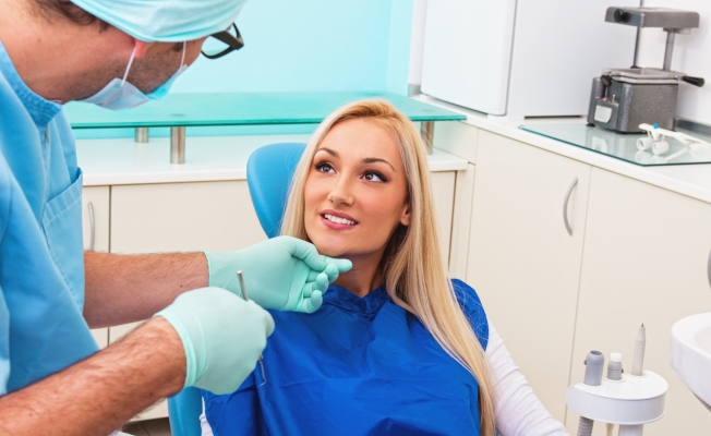 Киста зуба: симптомы
