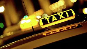 Таксомоторные вариации. Такси Цель.