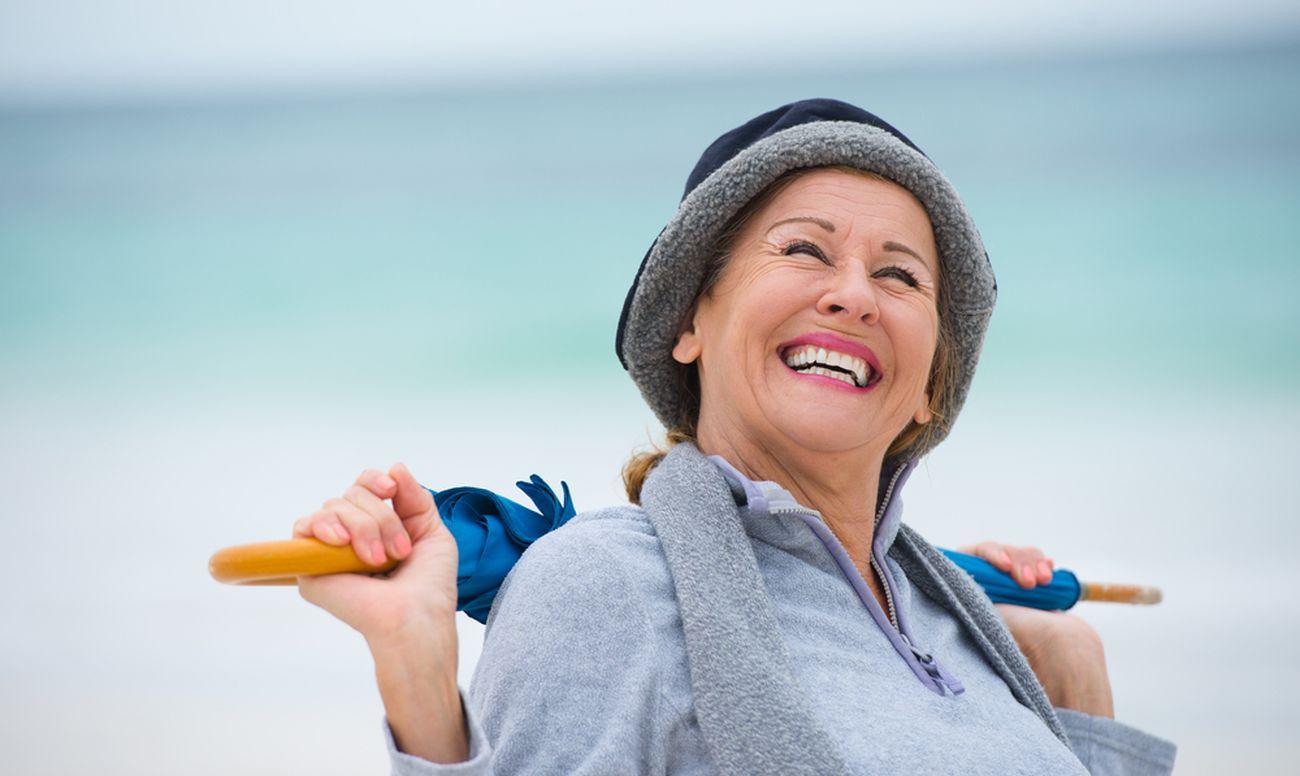Потеря зубов не способствует долголетию