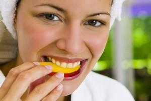 Влияние антиоксидантов на полость рта