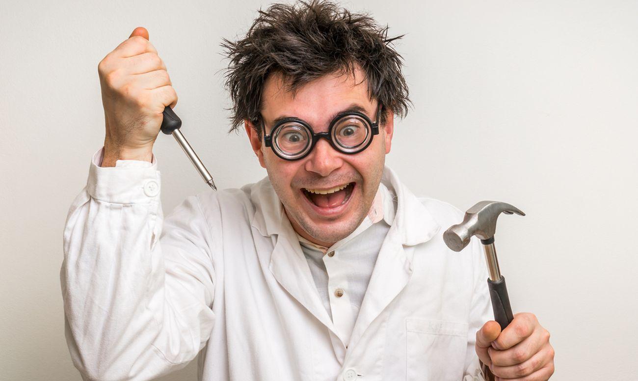 Злой стоматолог