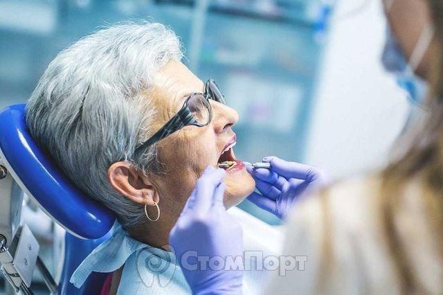 Пародонтит и выпадение зубов повышают риск смерти