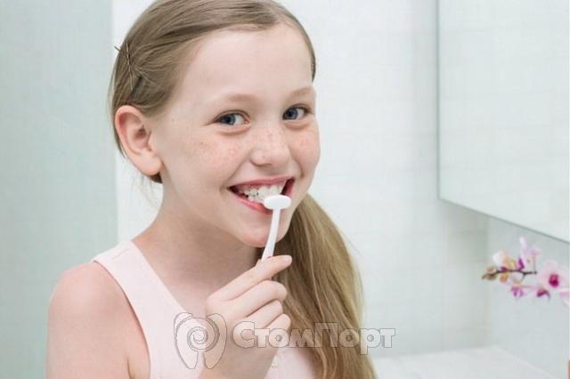 More-T — первая в мире Т-образная зубная щётка
