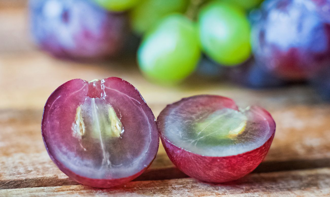 Виноградные косточки могут пригодиться в стоматологии