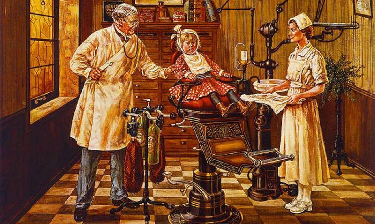 Врач-стоматолог: история развития профессии в России