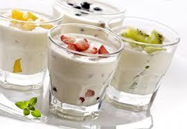Йогурт может вызвать кариес