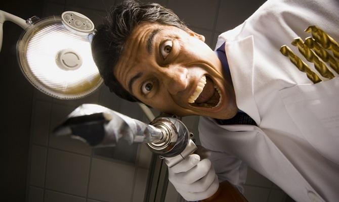 7 ужасных стоматологических процедур из прошлого