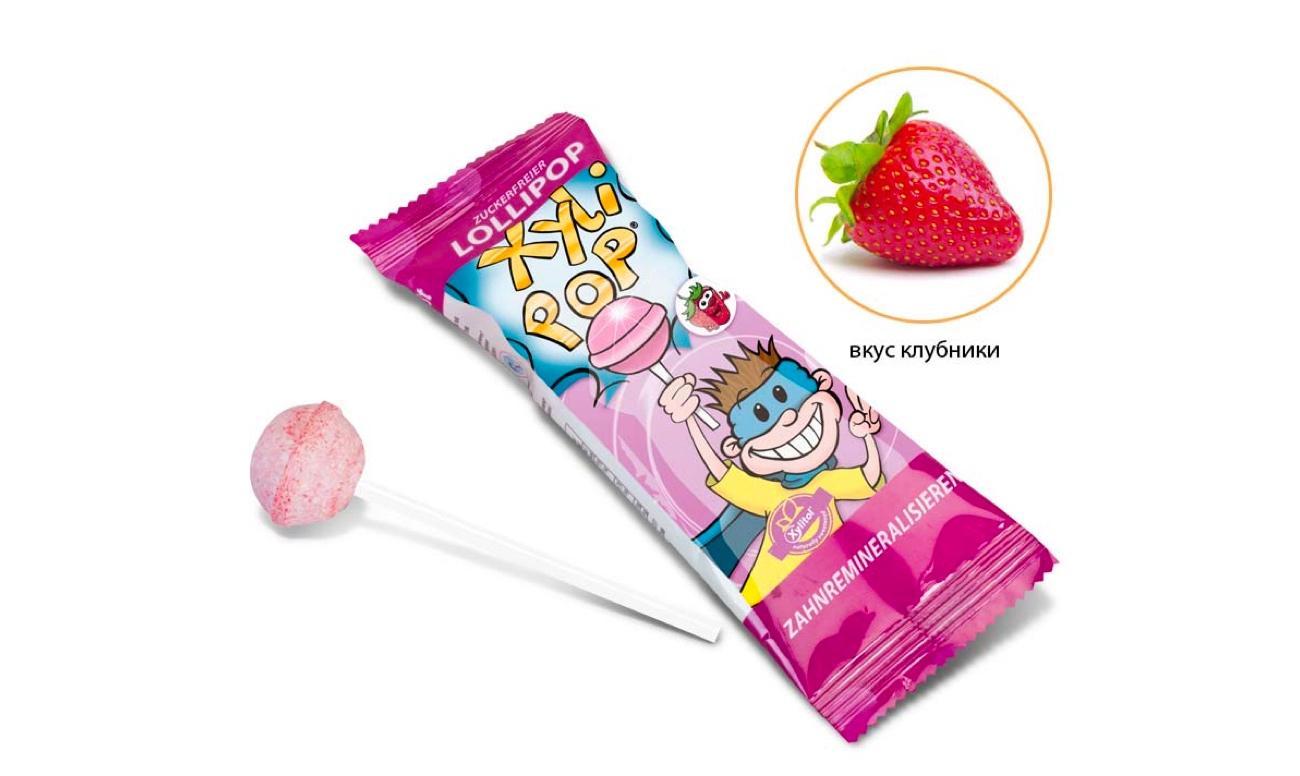 Леденцы XyliPOP: сладкое может быть полезным для зубов