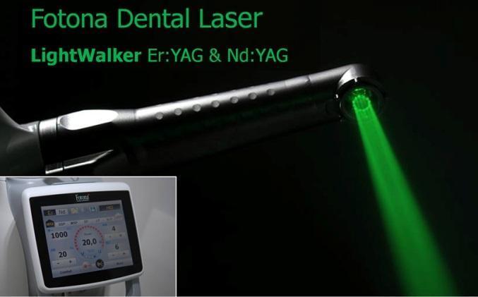Правильный выбор стоматологического лазера: излучение и взаимодействие