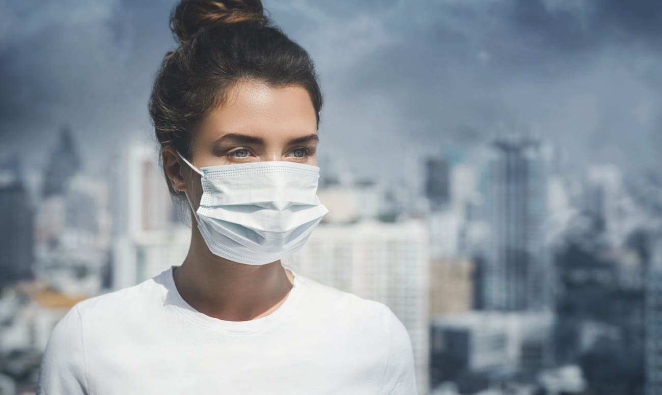 Пыль атакует через рот