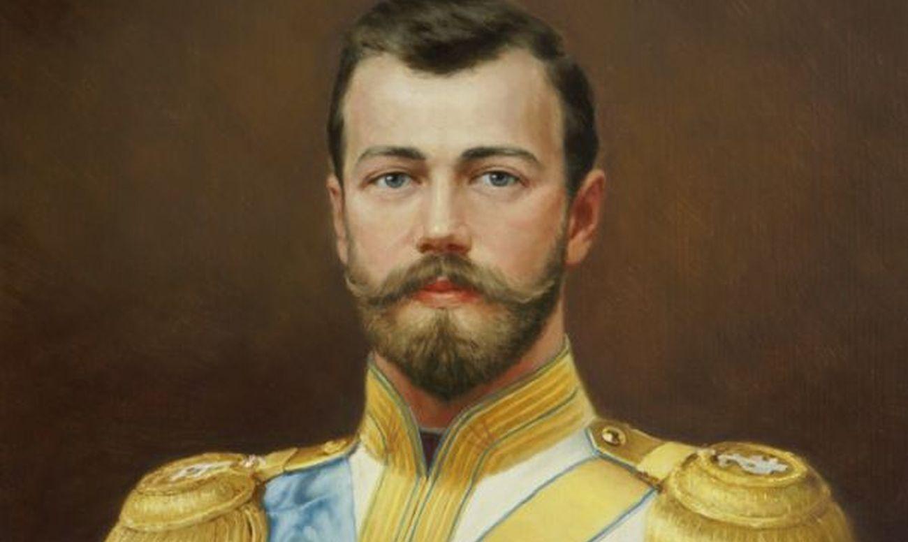 Император Николай II боялся стоматолога?