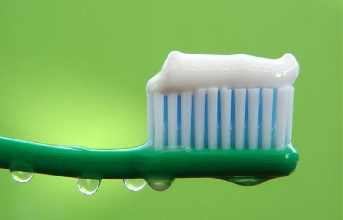 Зубная паста из Индии