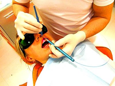 Зубы будут регенерировать лазером