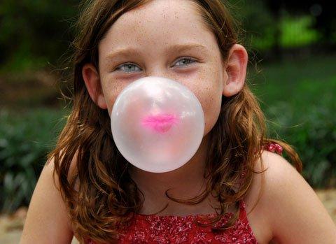 Жевательная резинка с ксилитом разрушает зубы