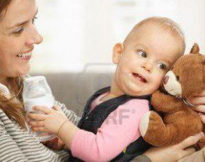 Бережем молочные зубы своего ребенка