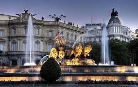 Современный отдых в Мадриде