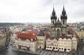 Чехия: Прага