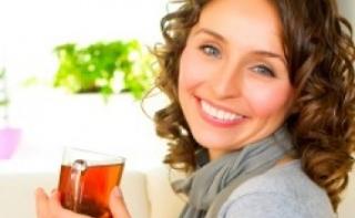 Здоровье зубов помогут сохранить 3 чашки чая