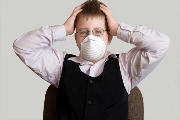 Детский халитозис — неприятный запах изо рта ребенка