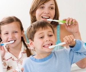 Установлен правильный способ чистки зубов