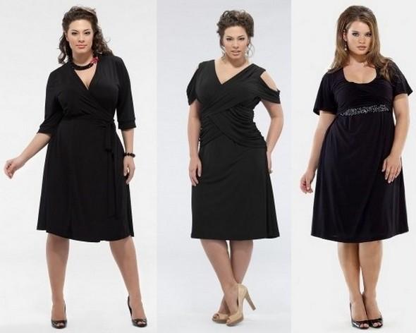 Как выбрать одежду, если у вас лишний вес