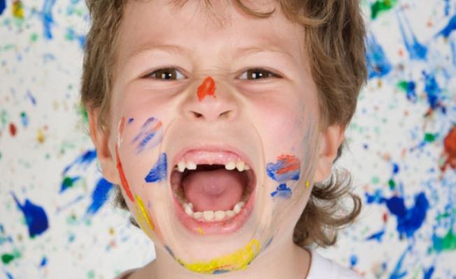 Смена зубов у детей 6 лет