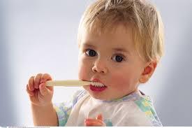 Здоровые зубы с самого детства
