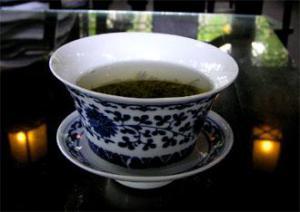 Больные зубы спасет чай