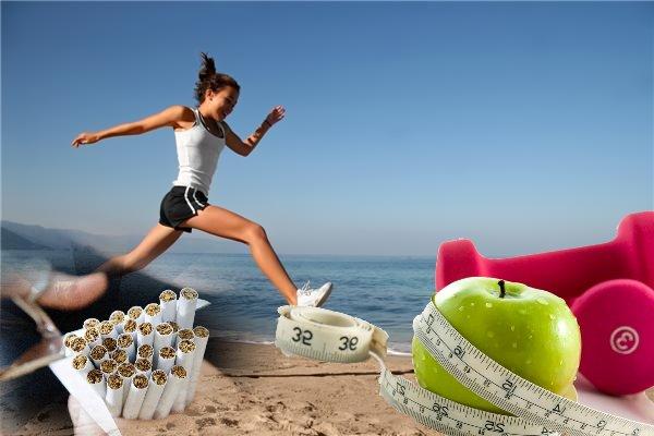 Здоровый образ жизни: Как начать новую счасливую жизнь