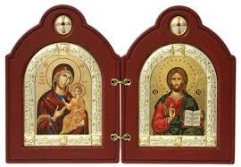 Современные и столь востребованные к праздникам, в каждом доме — греческие иконы