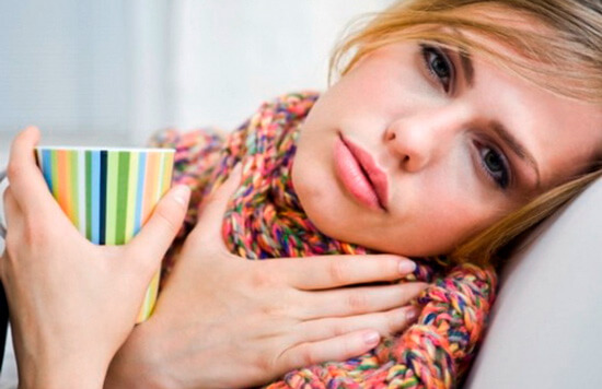 Лечение фарингита без антибиотиков