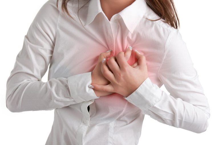 Нарушения кровообращения: аритмия