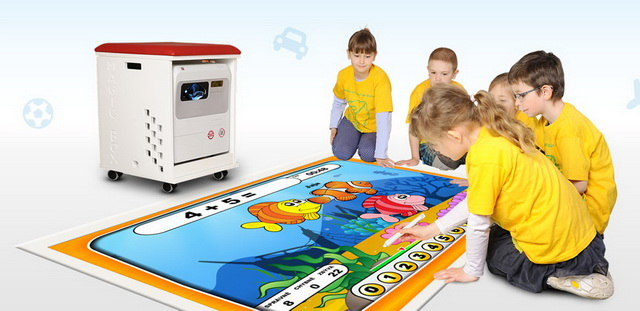 Главные виды интерактивных технологий в детских садах