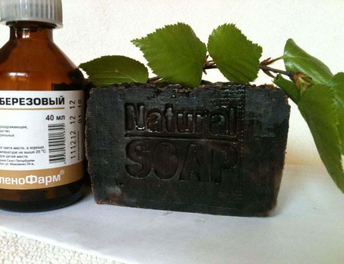 Дегтярное мыло от вшей – эффективное средство борьбы с ними