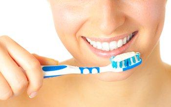 Основной принцип правильной чистки зубов