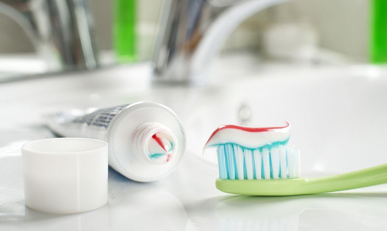 Зубная паста: первые рецепты