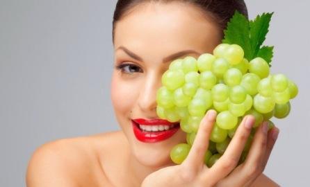 Виноград защищает зубы от разрушения