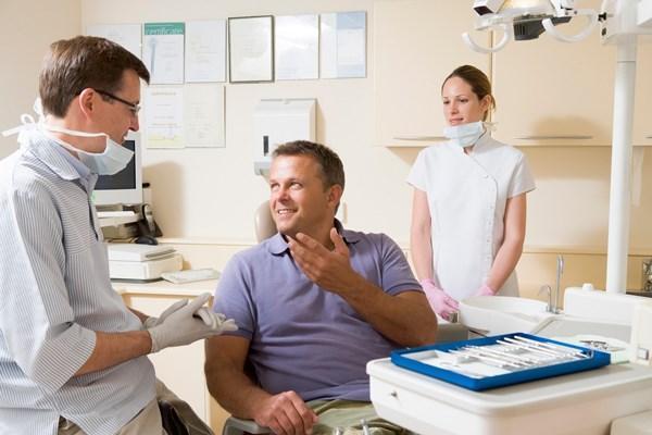 Как просить пациента делать рекомендации стоматологии?