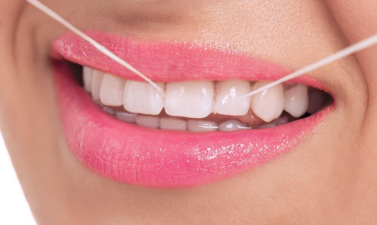 Зубная нить… преступна!