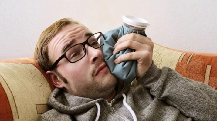 Оценили эффективность холодных компрессов после удаления зуба мудрости