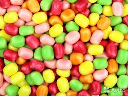 Вред жевательных конфет для зубов
