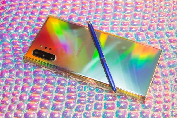 Обзор на мобильный телефон Samsung Galaxy Note 10
