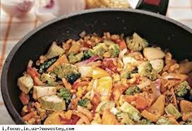 Неправильно приготовленные овощи вызывают кариес