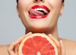 Грейпфрутом можно лечить десна